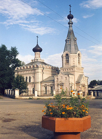 Semyonov, Nizhny Novgorod Oblast - An Old Believers' church in Semyonov