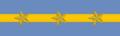 Senior Sergeant rank insignia (Mengjiang).png