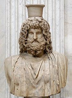 Serapis Graeco-Egyptian god