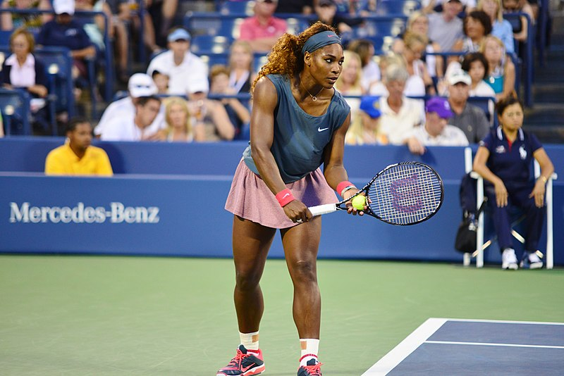 bet on Serena Williams to retire