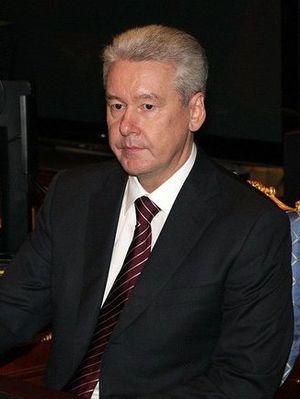 Moscow mayoral election, 2013 - Sergey Sobyanin