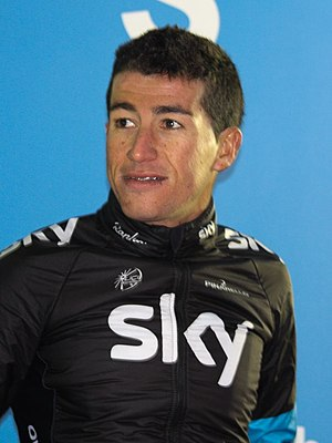 Sergio Henao - Henao at the 2013 Tour of the Basque Country