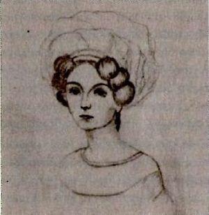 Servetseza Kadın - Image: Servet seza Başkadınefendi Hazretleri