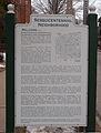 Sesquicentennial neighborhood sign 4128.jpg