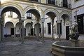 Sevilla-Hospital de la Santa Caridad-Cours de l'hospice-20110915.jpg