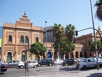 Plaza de Armas - Image: Sevilla 2005Julio 029