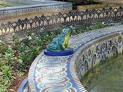 Fuente De Las Ranas Sevilla Wikipedia La Enciclopedia Libre