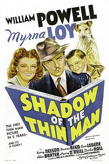 <i>Shadow of the Thin Man</i> 1941 film by W. S. Van Dyke