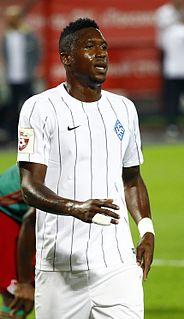 Sheldon Bateau Trinidadian professional footballer