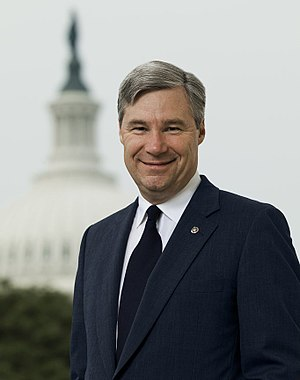 United States congressional delegations from Rhode Island - Senator Sheldon Whitehouse (D)