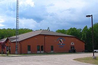 Sheshegwaning First Nation - Sheshegwaning administration building