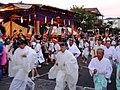 Shinto priest of Yoshida Fire Festival.JPG