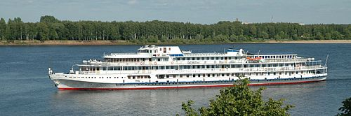 Shipping on the River Volga. (2).jpg