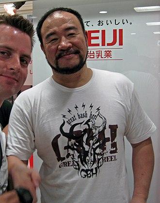 Shiro Koshinaka - Koshinaka in 2007