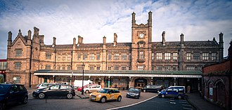 Shrewsbury railway station - Shrewsbury