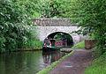 Shropshire Union Canal Bridge No 13 at Brewood, Staffordshire - geograph.org.uk - 1371709.jpg