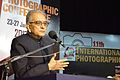 Shyamal Kumar Sen Addressing - Valedictory Session - International Photographic Conference - PAD-BITM - Kolkata 2017-01-27 3696.JPG