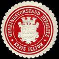 Siegelmarke Gemeindevorstand Steglitz - Kreis Teltow W0237549.jpg