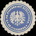 Siegelmarke K.Pr. Standesamt Stellingen Kreis Pinneberg W0337983.jpg