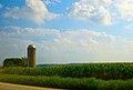 Silo near Evansville - panoramio.jpg