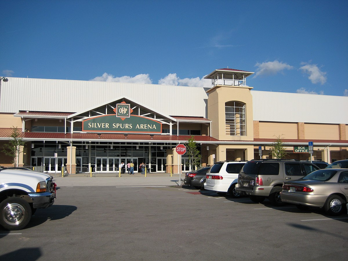 Heritage Square Commons >> Silver Spurs Arena - Wikipedia