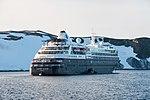 Silversea Silver Cloud Half Moon Bay Antarctica 2 (46613341564).jpg