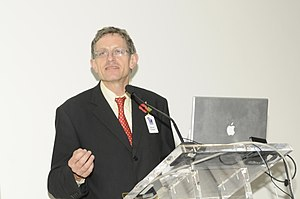 Simon Calder - Calder in 2009