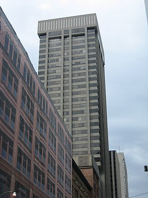 Simpson Tower - (August 2008)
