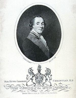 Hugh Cloberry Christian - Image: Sir Hugh Cloberry Christian