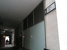 Site of All Hallows Honey Lane.JPG