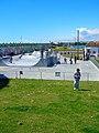 Skate Park, Hove Lagoon - geograph.org.uk - 489086.jpg