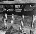 Slede av samojedisk type, undersiden. Feodorofs gård 1959 - Norsk folkemuseum - NF.06209-016.jpg