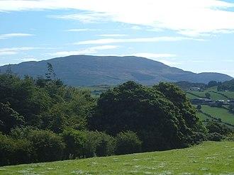 County Armagh - Image: Slieve Gullion