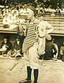 Smedley Butler, Philadelphia Police Baseball Team, circa 1925 (14590086149).jpg