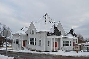 Smithfield, Ohio - Smithfield Presbyterian Church