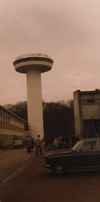 Paris Observatory - Solar Observatory Tower