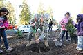 Soldiers, local community join forces for armory beautification project 131207-Z-IB797-124.jpg