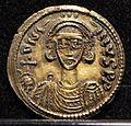 Solido di gisulfo II duca, benevento, 742-751, 01.jpg