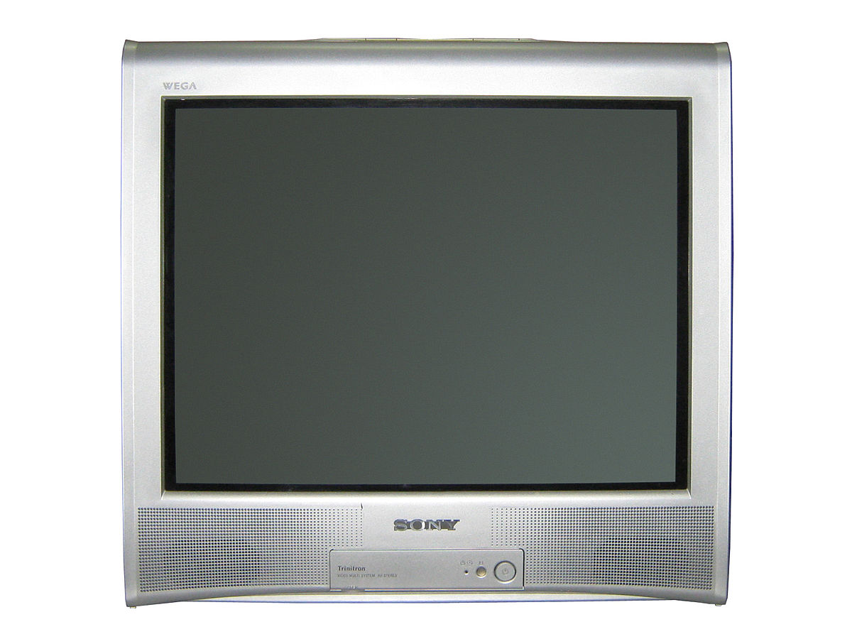 fd trinitron wega wikipedia rh en wikipedia org Sony TV Schematics Service Manuals Old Sony TV Manuals