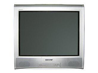FD Trinitron/WEGA - Sony FD Trinitron 21-inch television (Model: KV-BZ213N50)