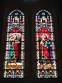 Soustons (Landes) église, vitrail 02.JPG