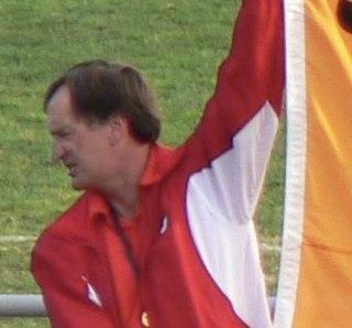 John Dimmer (coach) former Australian rules football coach and player