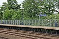 Southbound platform, Levenshulme railway station (geograph 4005120).jpg
