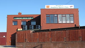 Southey, South Yorkshire - Southey Social Club, Southey Green Road