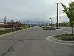 Southwest at Park & Ride lot at 4800 W Old Bingham Highway station, Apr 16.jpg