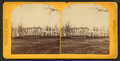 Speakers' stand, Arlington, Va, from Robert N. Dennis collection of stereoscopic views.png