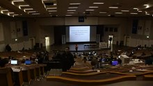 Bestand:Speed walk on FOSDEM 2015.webm