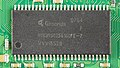 Speedport W 701V - controller board - Qimonda HYB39SC256160FE-7-93462.jpg