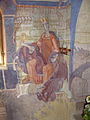 Spinnerkapelle Oberstaufen, Oberallgäu, Salomo empf K v Saba, Nordseite re.JPG