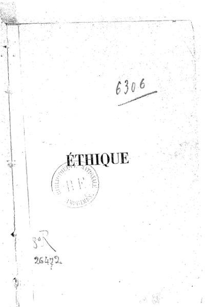 File:Spinoza - Éthique, trad. Appuhn, 1913.djvu